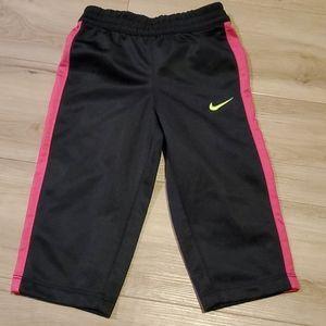 4/$10 girls 18 month Nike pants